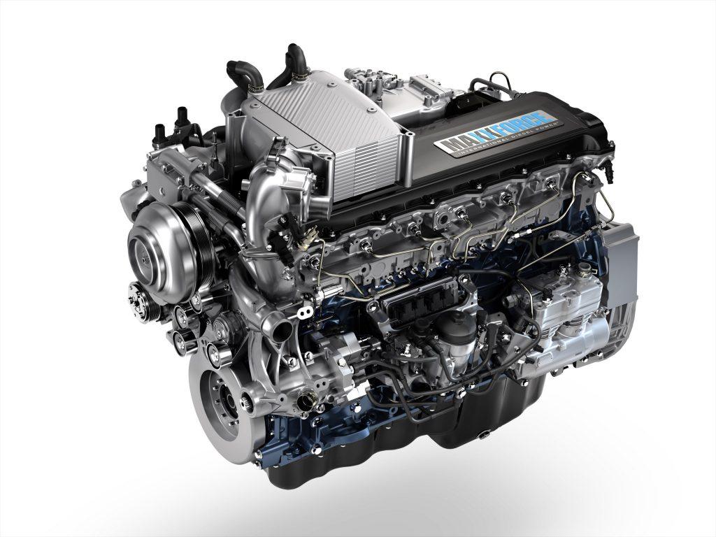 Navistar MaxxForce Advanced EGR diesel engine