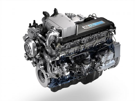 Navistar MaxxForce Advanced EGR diesel engine