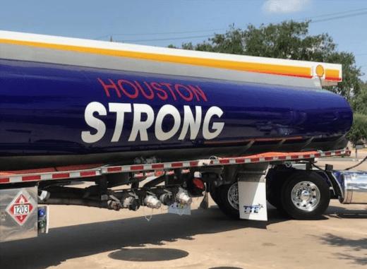 Texas TransEastern Houston Strong Tanker