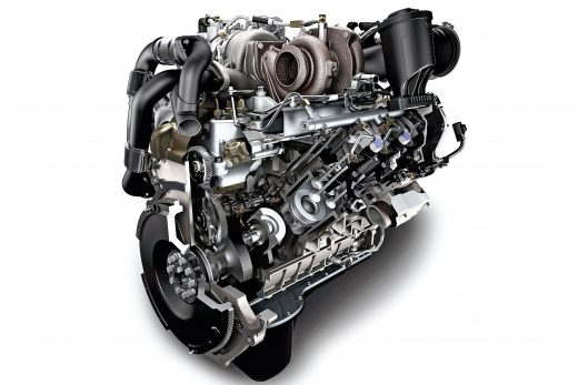 6.4l power stroke engine