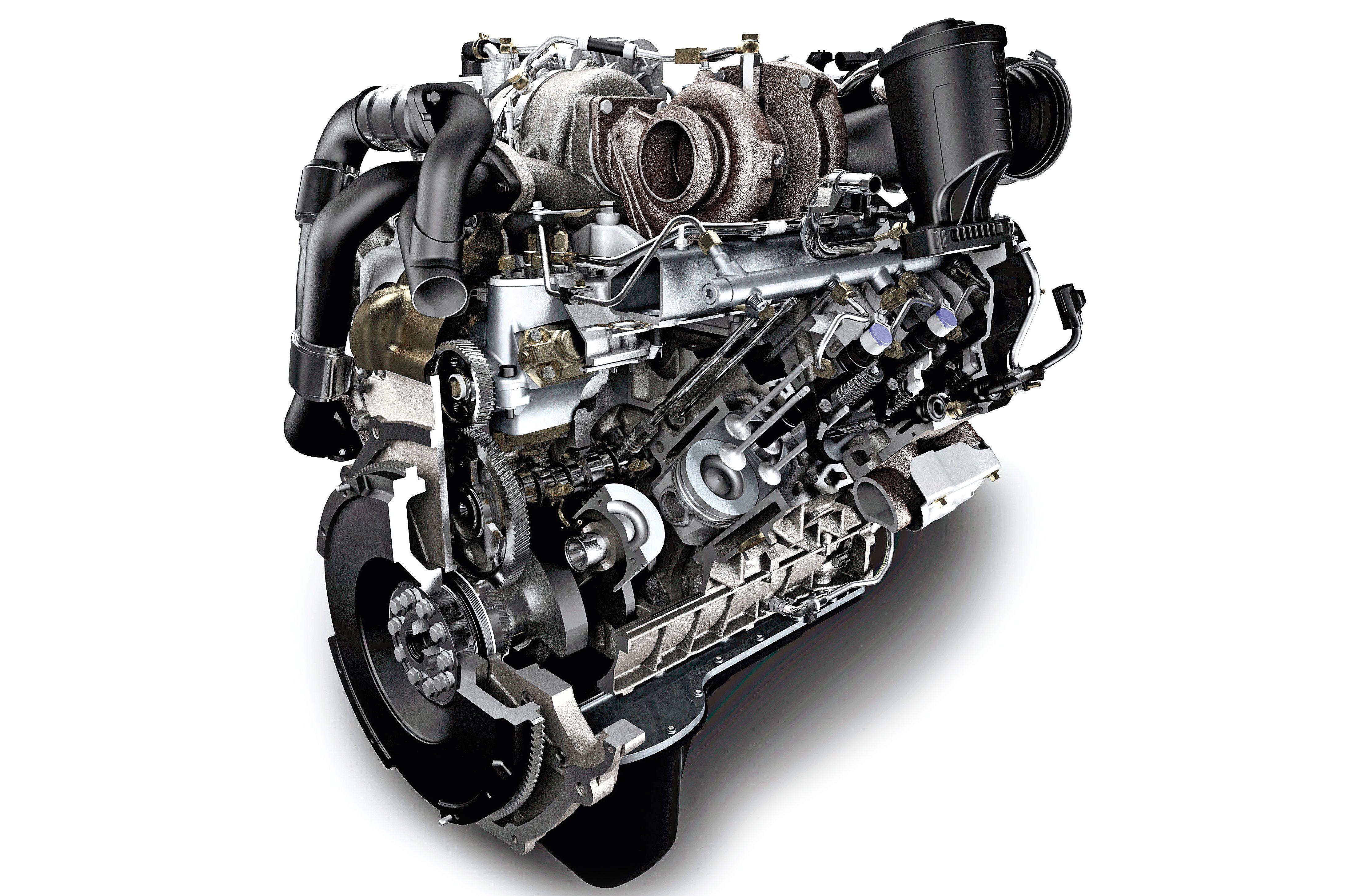 6.4l power stroke engine
