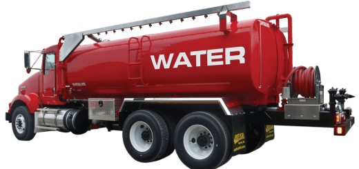 Amthor International - Water Tank Truck