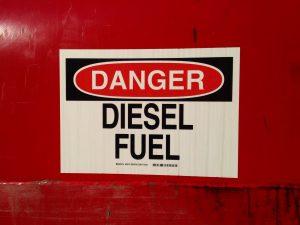 water content in fuel