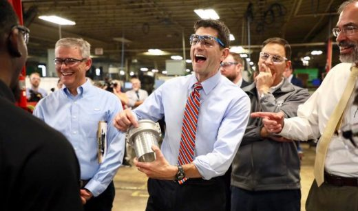Dixon Valve host Paul Ryan
