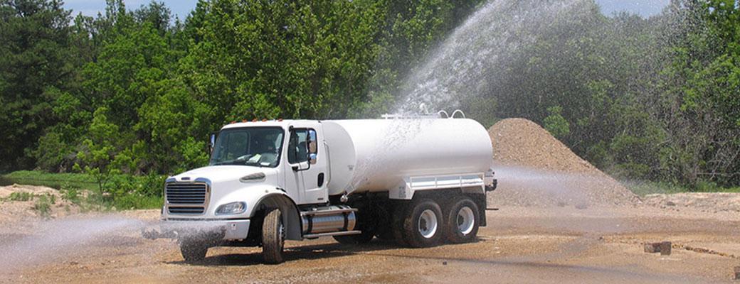 Ledwell Water Truck