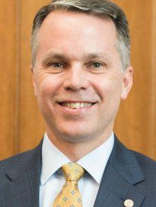Patrick McKenna, director of the Missouri Department of Transportation