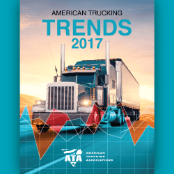 ATA American Trucking Trends 2017