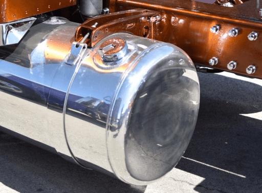 Show Truck - Aluminum Fuel Tank