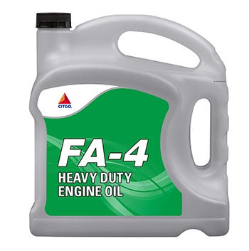 Citgo FA-4 Heavy Duty engine oil