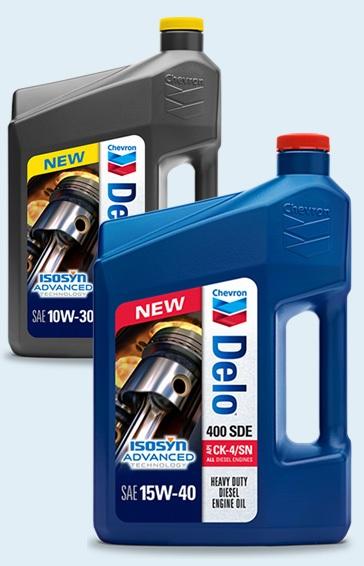 Delco FA-4 & CK-4 Oils