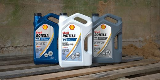 Shell Rotella FA-4 & CK-4 Oils