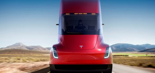 The Tesla Semi