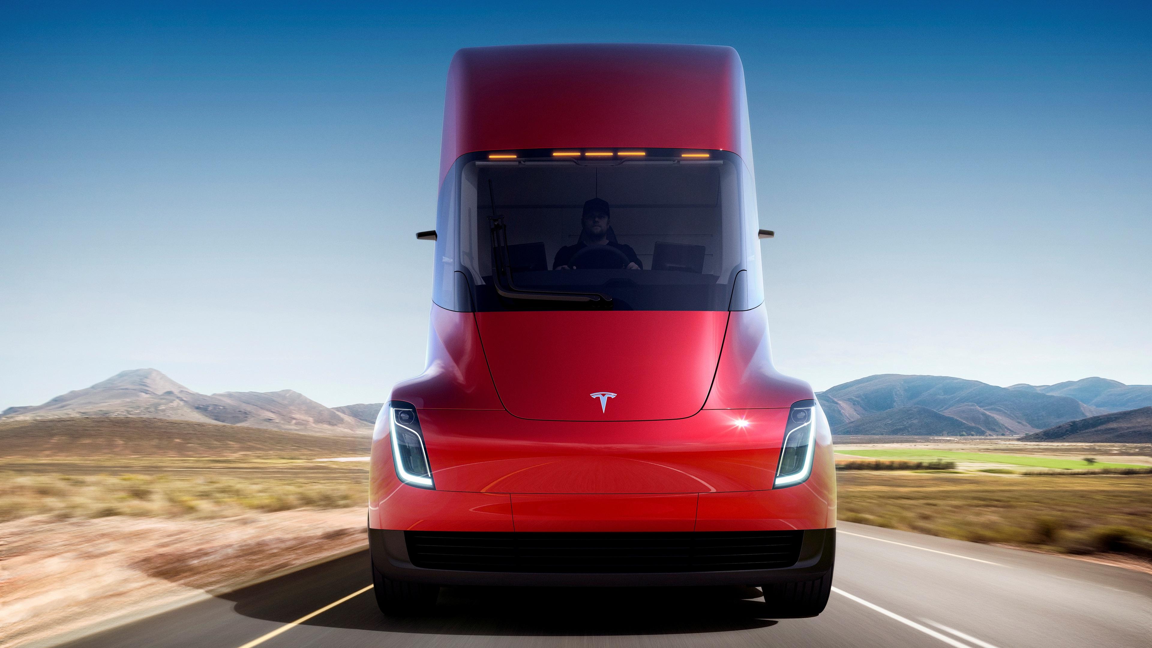 The Tesla Semi