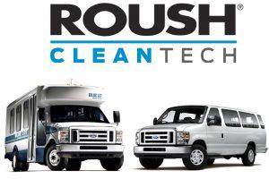 Roush CleanTech w propane vehicles