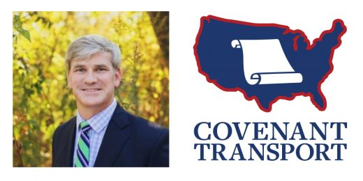 Covenant Transport of Chattanooga, Tenn., has appointed Ryan Rogers as chief transformation officer (CTO)