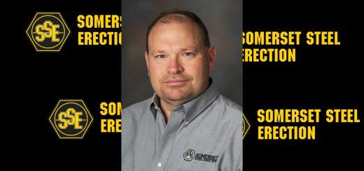 Donnie Walker, VP, Somerset Steel Erection Co