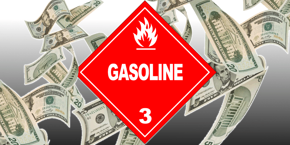 Gas Tax, Gasoline, Highway Trust Fund