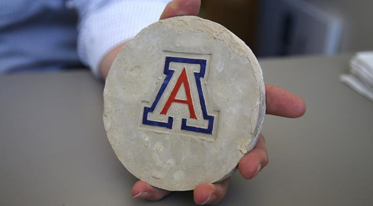 Inventor Jinhong Zhang, associate professor of mining and geological engineering in the University of Arizona's (UA) College of Engineering, has developed a new substitute for concrete, Acrete