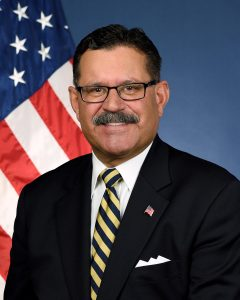 Raymond Martinez, Administrator, Federal Motor Carrier Safety Administration (FMCSA)