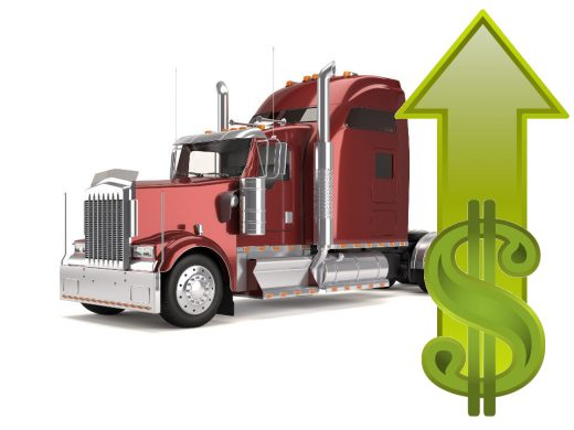 Truck Sales Up