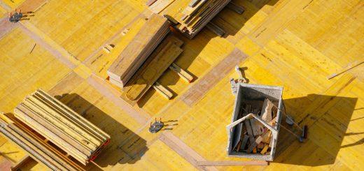 yellow, construction, wood