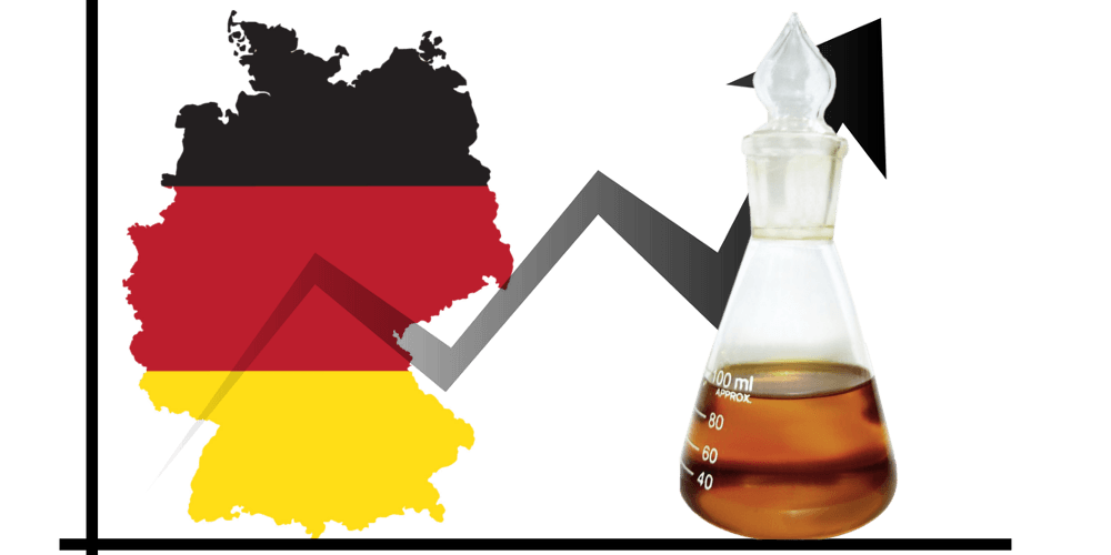 Demand for German biodiesel growing