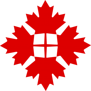 Heraldic mark of_the Prime Minister of Canada