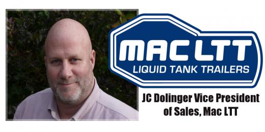Mac LTT names JC Dolinger Vice President of Sales