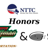 NTTC 2018 North American Safety Champions award-winners