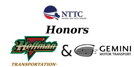 NTTC 2018 North American Safety Champions award-winners