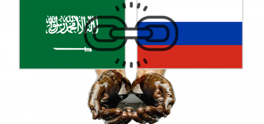 Oil creating Saudi, Russia link