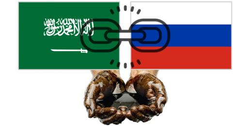 Oil creating Saudi, Russia link