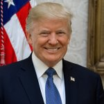 President Trump Official Portrait 720