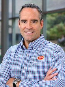 Thomas P. Hayes, president of Tyson Foods