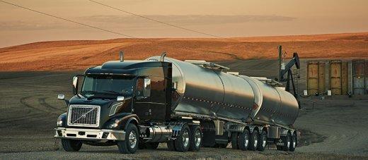 Volvo VNX Tanker