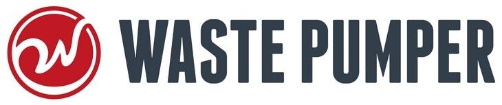 WastePumper logo, WastePumper Magazine, WastePumper Mag, Waste Pumper