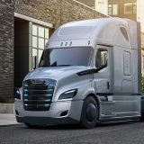 Daimler Trucks North America eCascadia