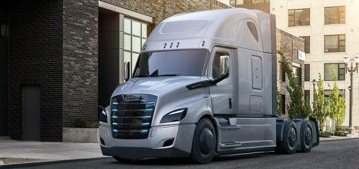 Daimler Trucks North America eCascadia