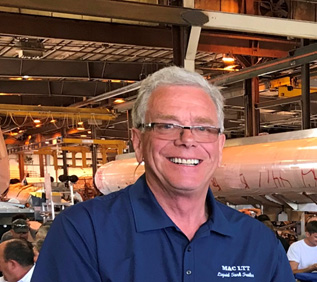 Dave Shannon is retiring from MAC LTT Manufacturing