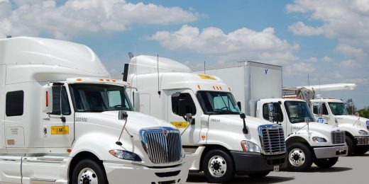 J.B. Hunt Transport, Inc Truck Fleet