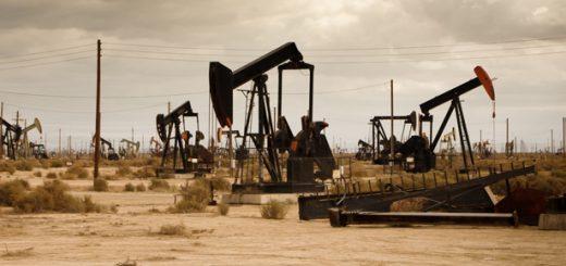 Texas Oil feild