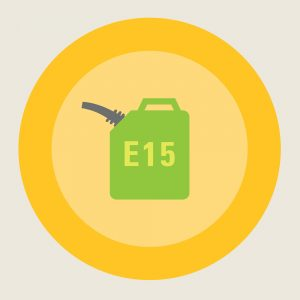 e15 fuel icon, E15 fuel, E15, E15 has gained momentum