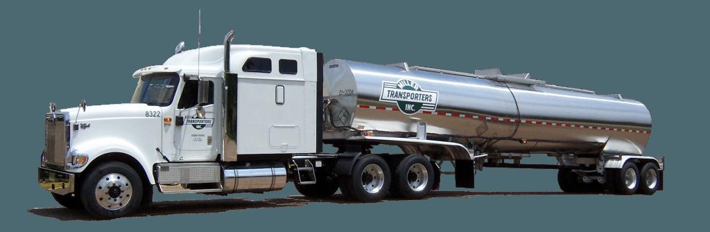 Miller Transporters, 06 Intl 9900 and 04 Brenner