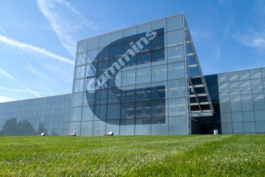 Cummins Inc. building