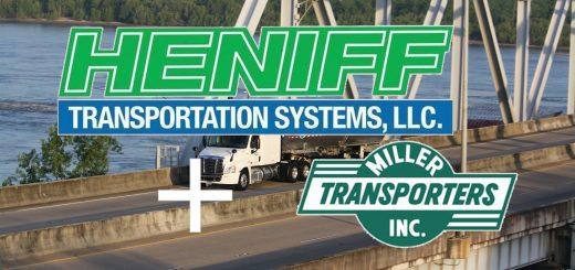 Heniff Transportation+Miller Transporters