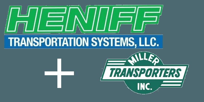 Heniff Transportation+Miller Transporters, Heniff acquires Miller, Heniff Transportation acquires Miller Transporters