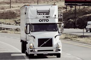 Otto autonomous truck