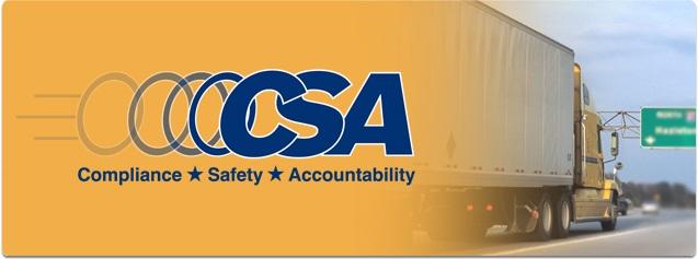 Compliance, Safety, Accountability (CSA)