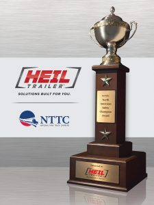 Heil Trailer Safety Award