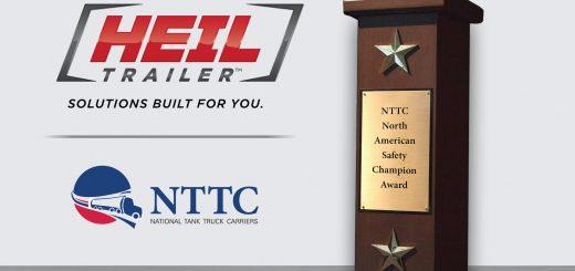 Heil Trailer North American Champion Award